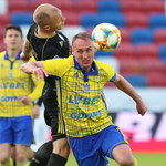 Arka Gdynia. Adam Marciniak ostro: Kryminał i głupota