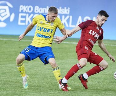 Arka Gdynia - Wisła Kraków 0-0. Michał Buchalik: Czułem pewność