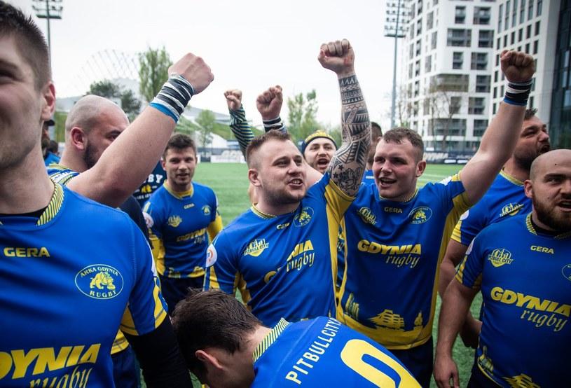 Arka Gdynia /Rugby Club Arka Gdynia /materiały prasowe