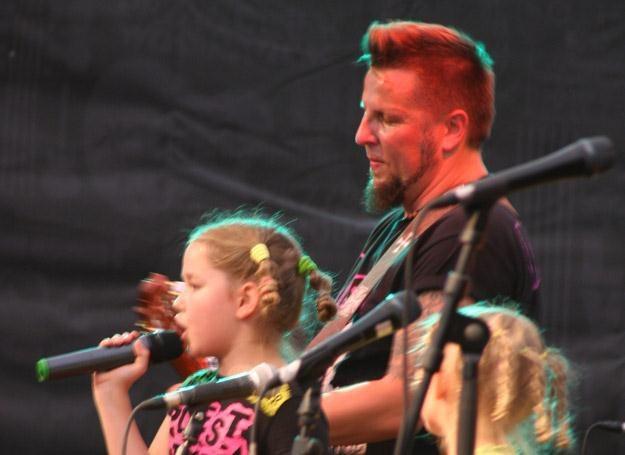 Arka Noego na scenie folkowej Przystanku Woodstock 2010 /INTERIA.PL