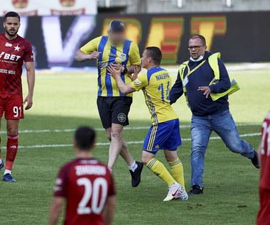 Arka - Wisła 0-0. Niebywały skandal na meczu w Gdyni!