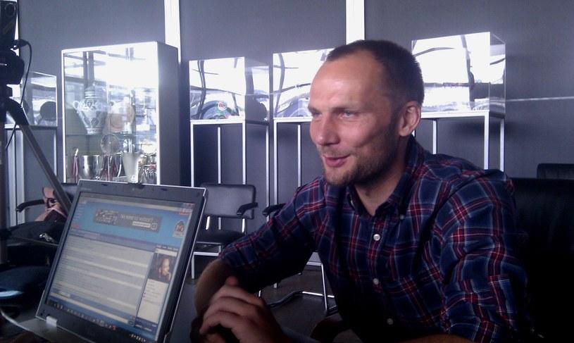 Arkadiusz Głowacki jest kapitanem z prawdziwego zdarzenia. /INTERIA.PL