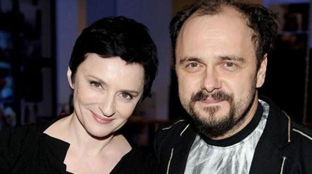 Arkadiusz Jakubik, który jest nie tylko świetnym aktorem, ale też wspaniałym reżyserem teatralnym, często angażuje Agnieszkę Matysiak do swoich przedstawień /Agencja W. Impact