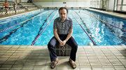 Arkadiusz Jakubik : Na basenie z piwem