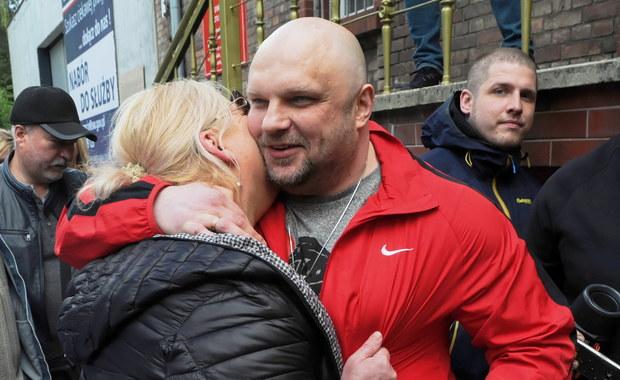 Arkadiusz Kraska po 18 latach wyszedł na wolność. SN wstrzymał wykonanie kary
