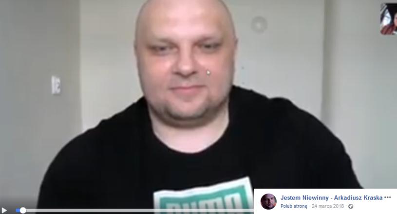 Arkadiusz Kraska /facebook.com