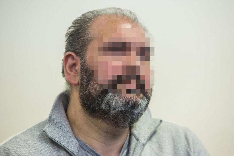 """Arkadiusz Ł. pseudonim """"Hoss"""" /PRZEMYSLAW SZYSZKA/SE /East News"""