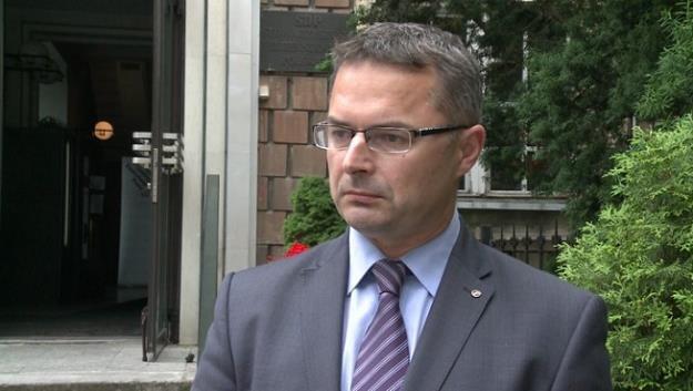 Arkadiusz Łaba, starszy specjalista, Ministerstwo Finansów, Służba Celna /Newseria Biznes