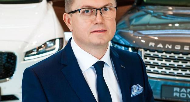 Arkadiusz Miętkiewicz, wiceprezes BAH /Informacja prasowa