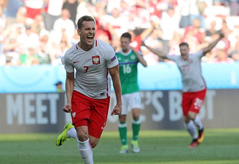 Arkadiusz Milik może pomóc młodzieżowej reprezentacji Polski /AFP