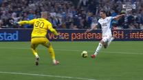 Arkadiusz Milik strzela gola w meczu Olympique Marsylia - Lorien! WIDEO (Eleven Sports)