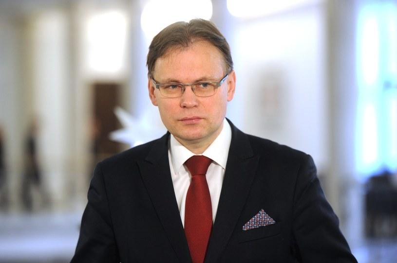 Arkadiusz Mularczyk, poseł PiS /Piotr Bławicki /East News