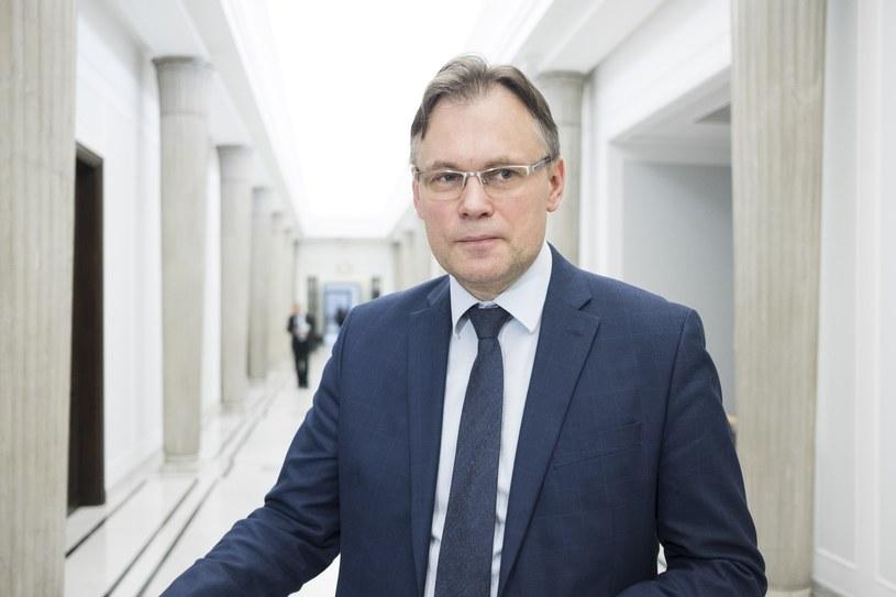 Arkadiusz Mularczyk /Andrzej Hulimka  /Reporter