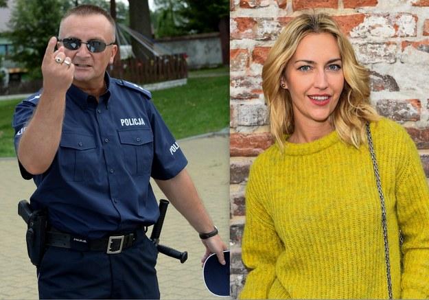 Arkadiusz Nader i Magdalena Waligórska / Ireneusz Sobieszczuk; Stach Leszczyński PAP/TVP   /PAP