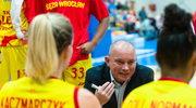 Arkadiusz Rusin został trenerem reprezentacji Polski koszykarek