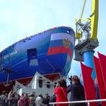 Arktika - najpotężniejszy rosyjski lodołamacz gotowy w 2017 r.