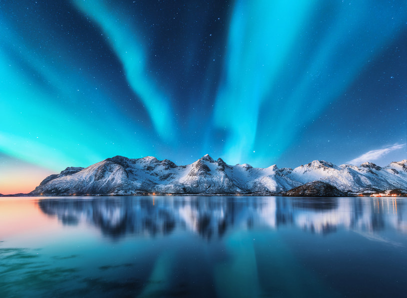 Arktyka jest coraz bardziej podatna na globalne ocieplenie /123RF/PICSEL