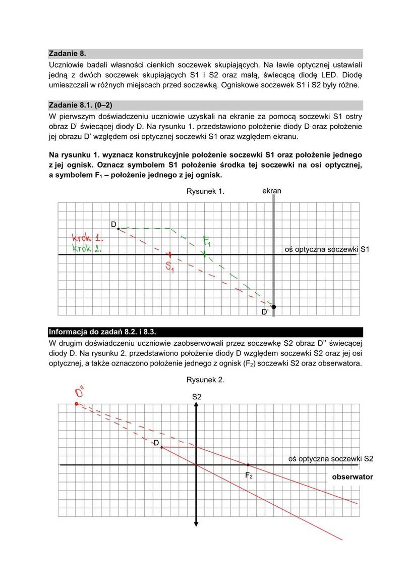 Arkusz i nieoficjalne odpowiedzi z fizyki, matura 2021 /INTERIA.PL