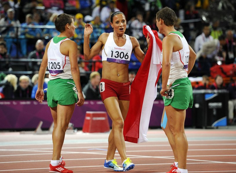 Arleta Meloch (GKS Olimpia Grudziądz) /AFP
