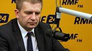 """Arłukowicz w RMF FM: Powiedzieli mi """"te pieniądze należą się nam, jak psu buda"""""""
