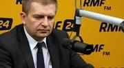 Arłukowicz w RMF FM: Powiedzieli mi, że te pieniądze należą się im, jak psu buda
