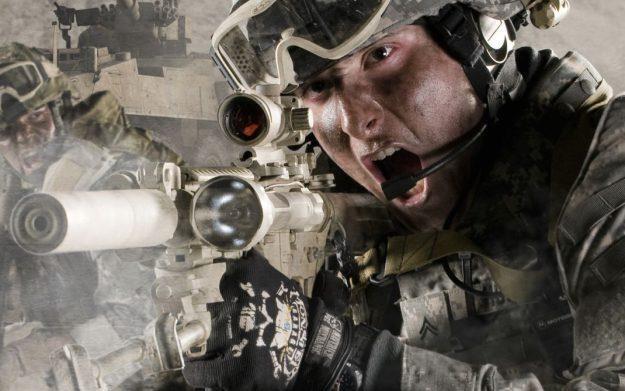 ArmA II - motyw graficzny /