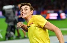 Armand Duplantis najlepiej zarabiającym lekkoatletą w tym sezonie
