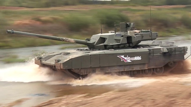 Armata była niezwykle promowana - teraz po cichu Rosjanie wracają do modernizacji T-72 /SPUTNIK Russia /East News