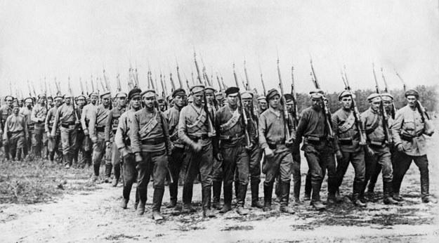 Armia Czerwona miała przynieść Europie rewolucję /AFP