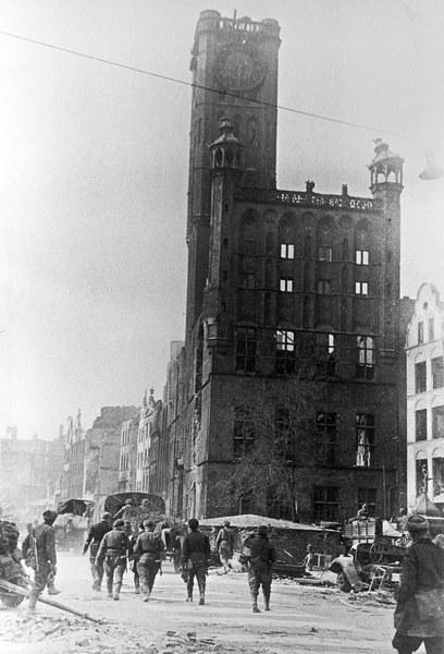 Armia Czerwona w Gdańsku