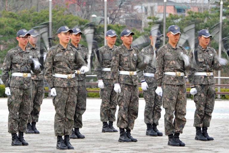 Armia Korei Północnej /AFP