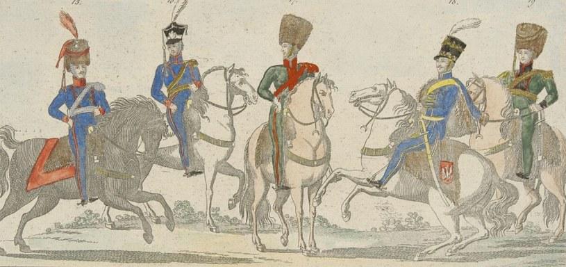 Armia Księstwa Warszawskiego /Wikimedia