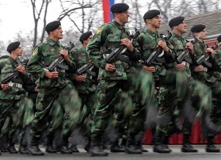 Armia serbska /AFP