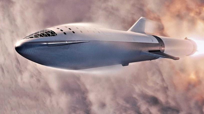 Armia USA chce wykorzystać SuperHeavy i Starship do przenoszenia broni jądrowej /Geekweek