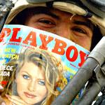 Armia USA wysyła Playboya do cywila