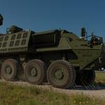 Armia z bronią laserową nowej generacji