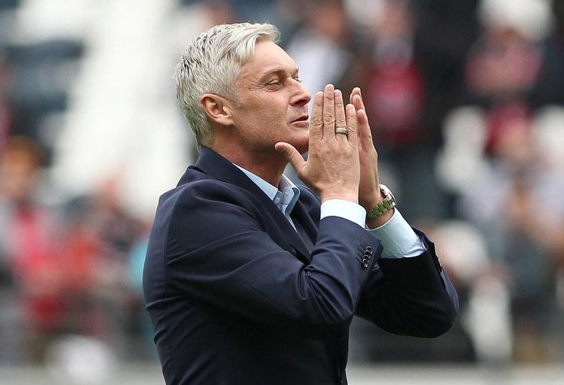 Armin Veh został nowym trenerem VfB Stuttgart /AFP