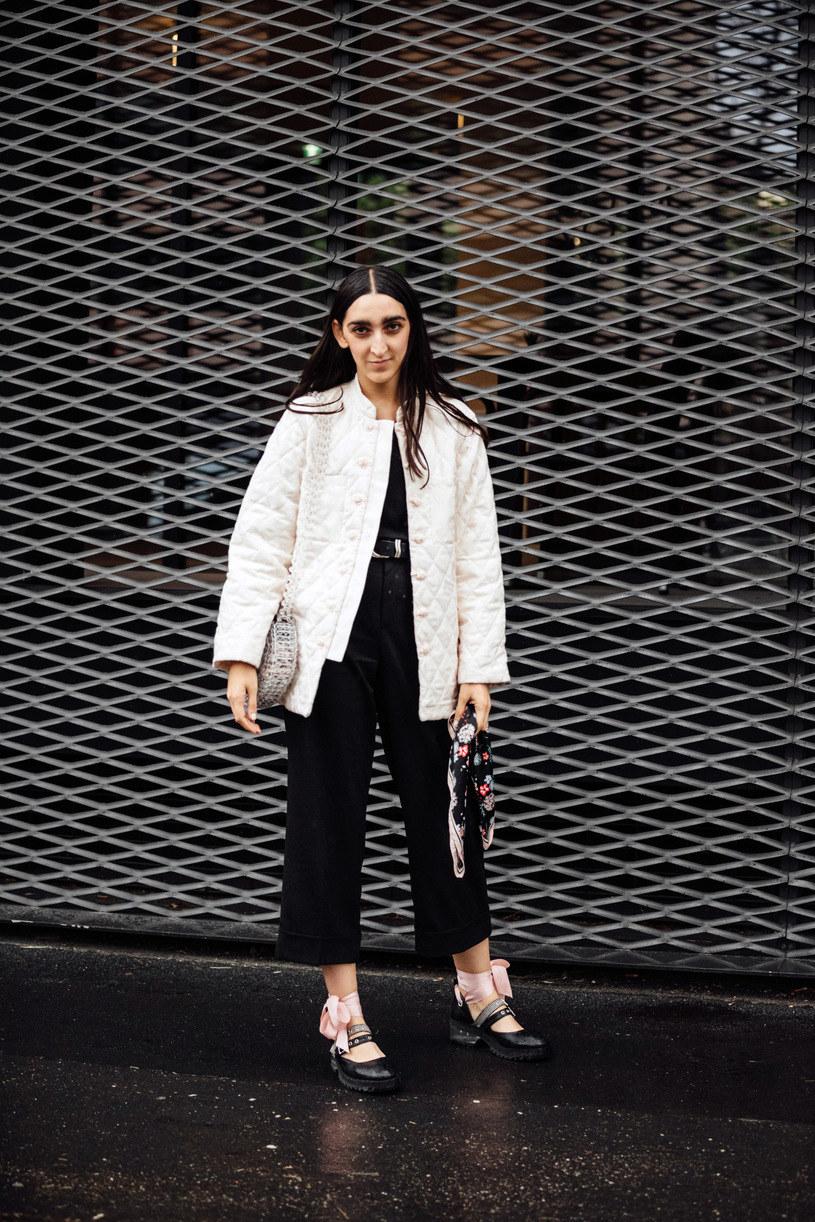 Armine Harutyunyan została zauważona przez Alessandra Michele — dyrektora kreatywnego domu mody Gucci /Getty Images
