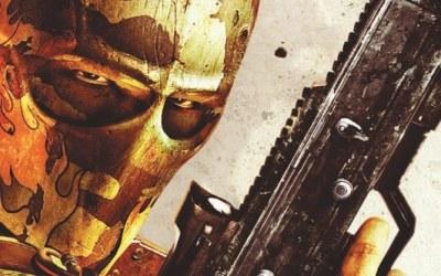 Army of Two: The 40th Day - fragment okładki z gry /Informacja prasowa