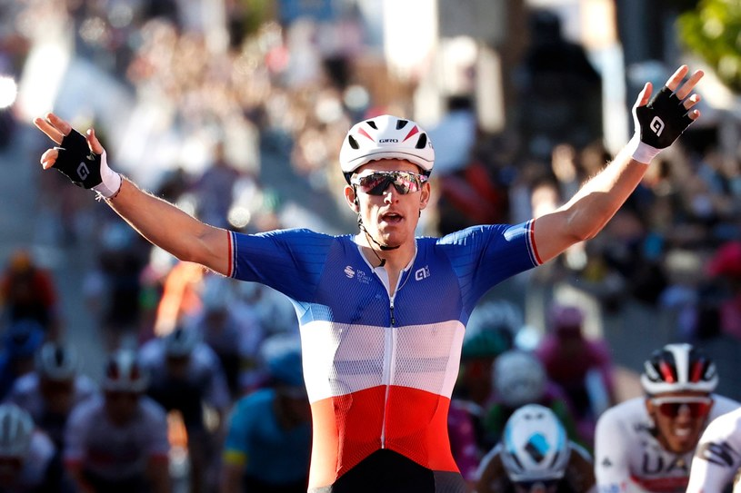 Arnaud Demare /Luca Bettini /AFP
