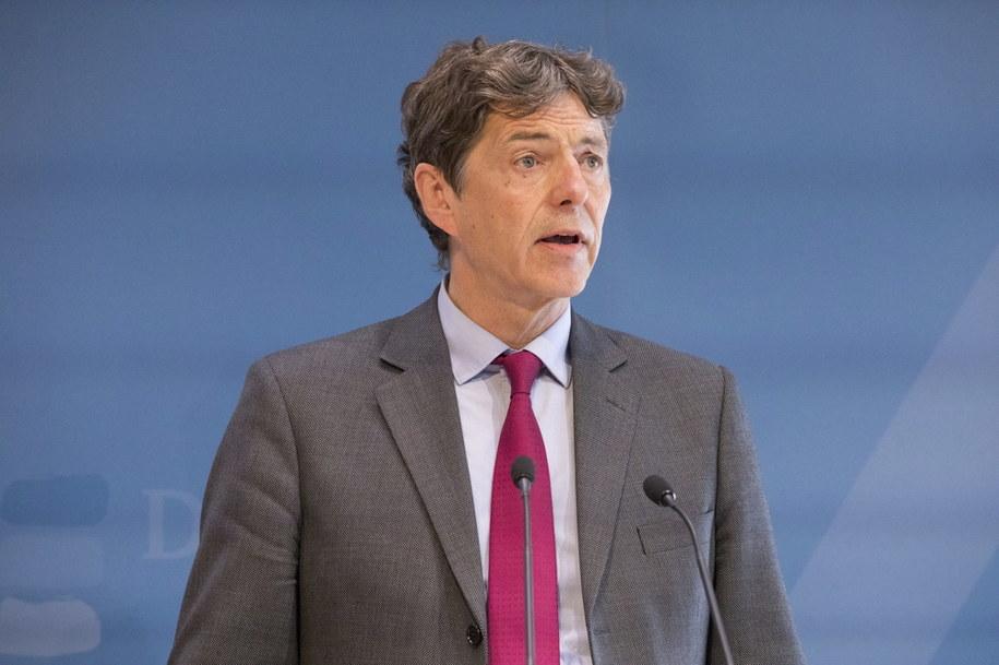 Arndt Freiherr Freytag von Loringhoven /OMER MESSINGER  /PAP/EPA