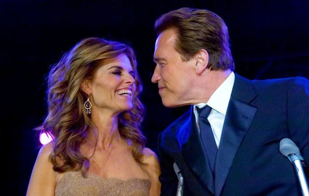 Arnold Scharzenegger i Maria Shirver rozwodzą się! /Pool /Getty Images