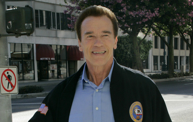 Arnold Schwarzenegger  /Splashnews