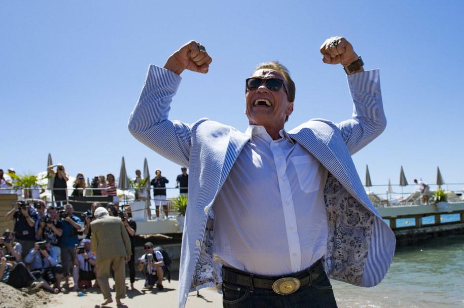 Arnold Schwarzenegger będzie gwiazdą tegorocznej, drugiej edycji Fit Life Expo /NOBERT SCANELLA/Panoramic /PAP
