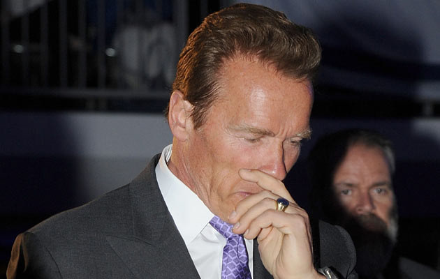 Arnold Schwarzenegger, fot. Jason Merritt   /Getty Images/Flash Press Media