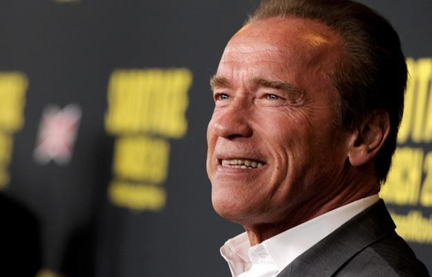 Arnold Schwarzenegger, fot. Kevin Winter /Getty Images
