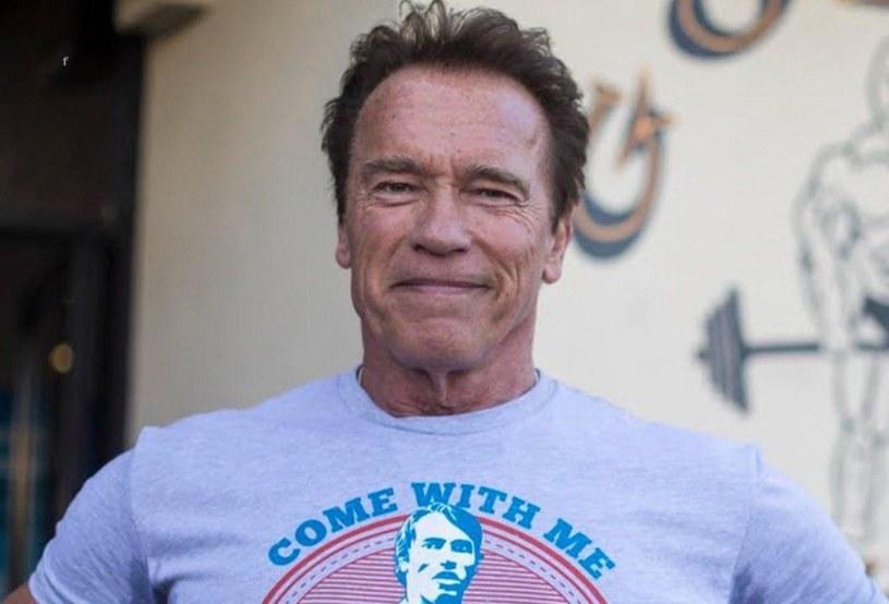 Arnold Schwarzenegger na ekranie zasłynął z roli superbohaterów i twardzieli /face to face /Reporter