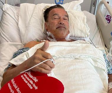 Arnold Schwarzenegger przeszedł kolejną operację serca