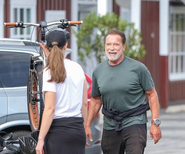 Arnold Schwarzenegger został dziadkiem