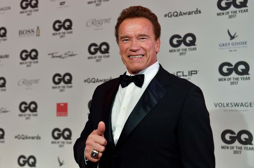 Arnold Schwarzenegger /AFP
